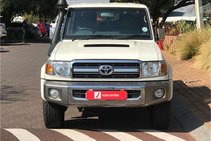 2020 Toyota Land Cruiser 79 Land Cruiser 79 4.5D-4D LX V8 double cab
