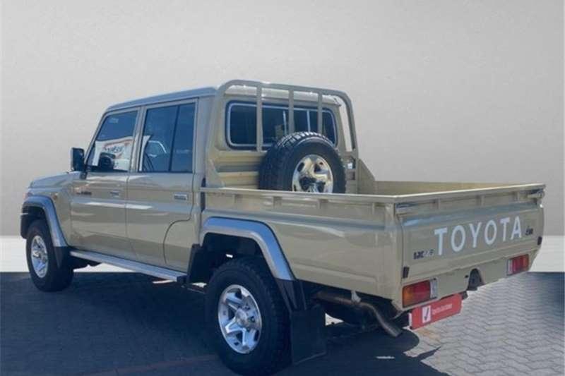 2021 Toyota Land Cruiser 79 Land Cruiser 79 4.5D-4D LX V8 double cab