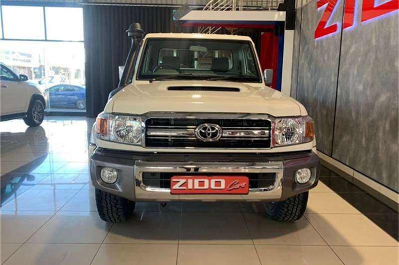 Used 2021 Toyota Land Cruiser 79 4.5D 4D LX V8 double cab