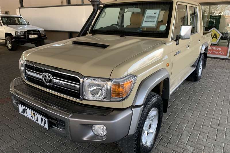 Toyota Land Cruiser 79 4.5D P/U D/C 2018