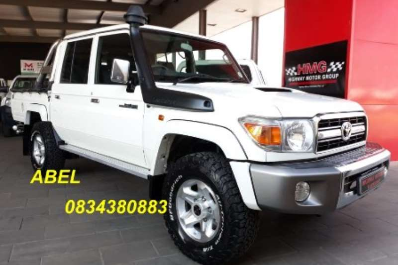 2015 Toyota Land Cruiser 79 double cab LAND CRUISER 79 4.5D P/U D/C