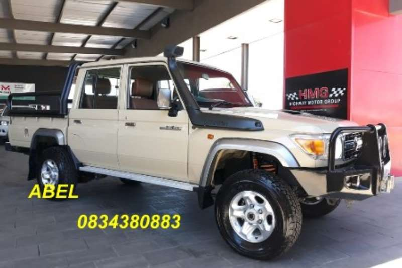 2014 Toyota Land Cruiser 79 double cab LAND CRUISER 79 4.5D P/U D/C