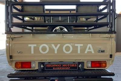 Toyota Land Cruiser 79 double cab LAND CRUISER 79 4.0P P/U D/C 2019