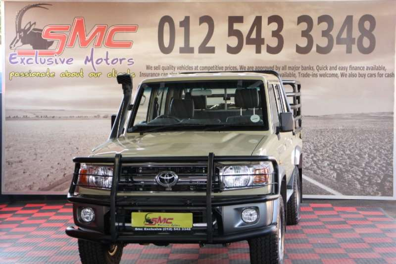 Toyota Land Cruiser 79 Double Cab LAND CRUISER 79 4.2D P/U D/C 2016