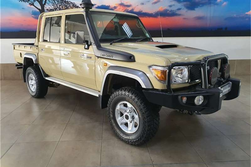 Toyota Land Cruiser 79 Double Cab LAND CRUISER 79 4.5D NAMIB P/U D/C 2019