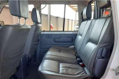 Toyota Land Cruiser 79 Double Cab LAND CRUISER 79 4.5D P/U D/C 2015