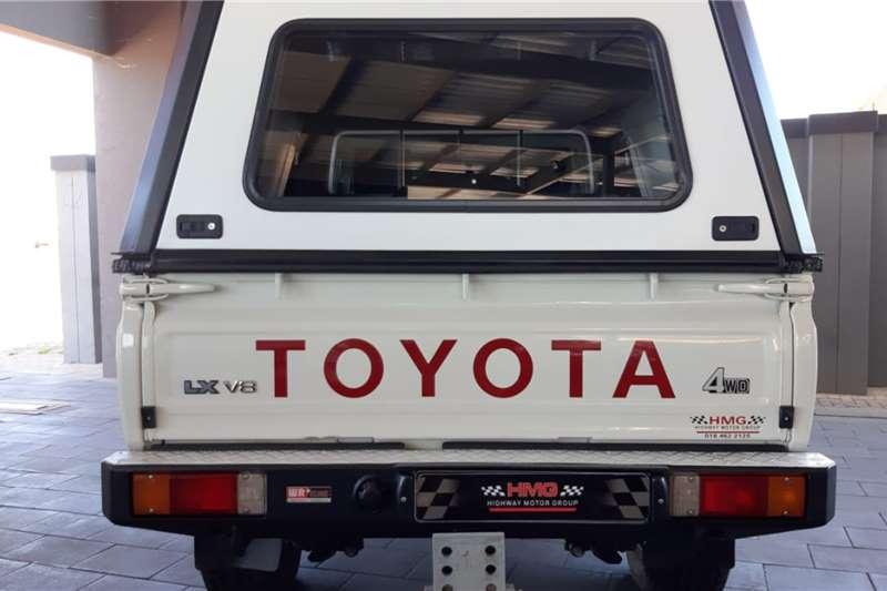 Used 2015 Toyota Land Cruiser 79 Double Cab LAND CRUISER 79 4.5D P/U D/C