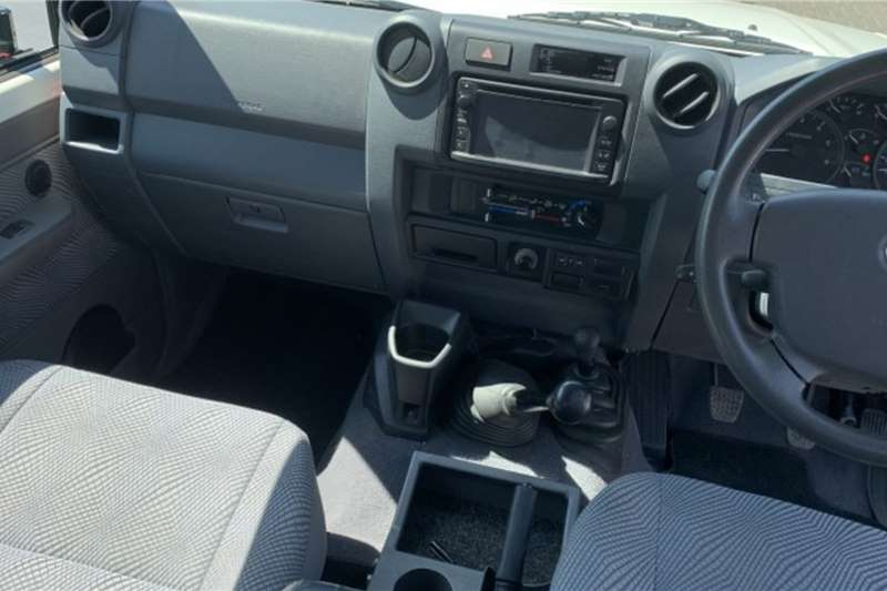 Used 2016 Toyota Land Cruiser 79 Double Cab LAND CRUISER 79 4.5D P/U D/C