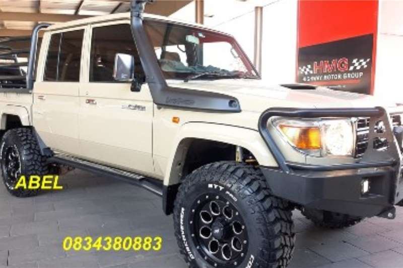 Toyota Land Cruiser 79 Double Cab LAND CRUISER 79 4.5D P/U D/C 2018