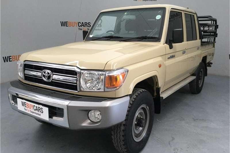 2014 Toyota Land Cruiser 79 4.0 V6 double cab