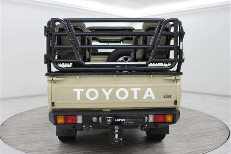 2018 Toyota Land Cruiser 79 4.0 V6