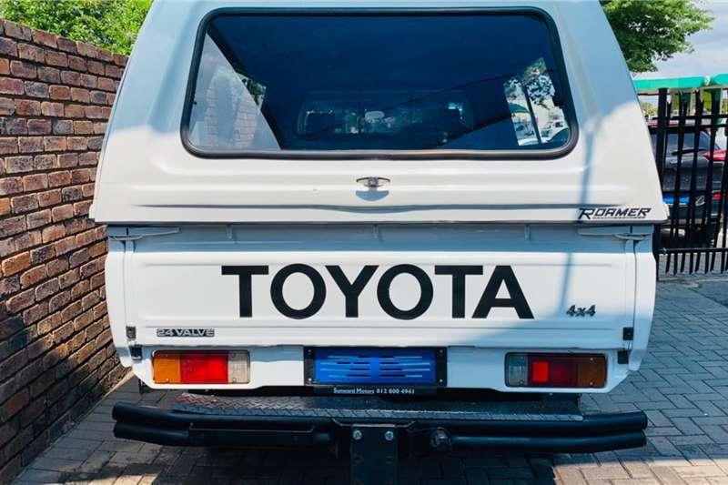 Used 2008 Toyota Land Cruiser 79 Land Cruiser 70 4.5