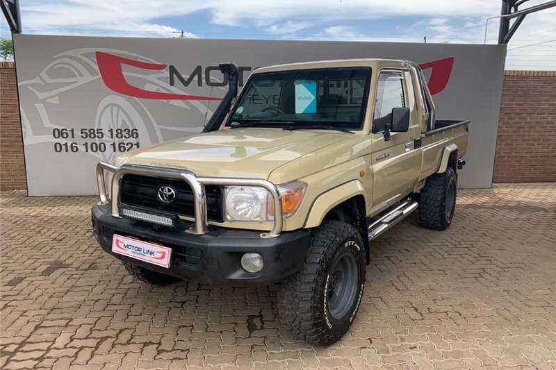 Toyota Land Cruiser 79 Single Cab LAND CRUISER 79 4.0P P/U S/C 2010