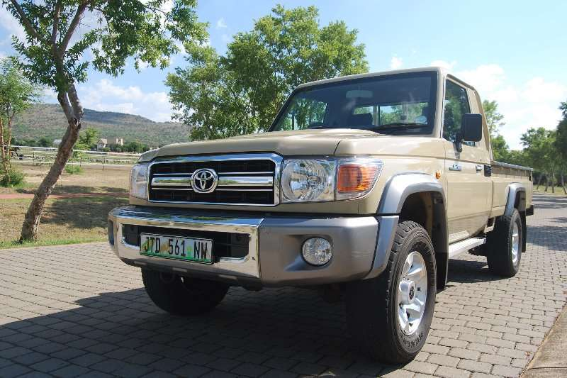 Toyota Land Cruiser 79 Single Cab LAND CRUISER 79 4.0P P/U S/C 2015