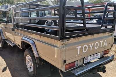 2015 Toyota Land Cruiser 79 single cab LAND CRUISER 79 4.0P P/U S/C