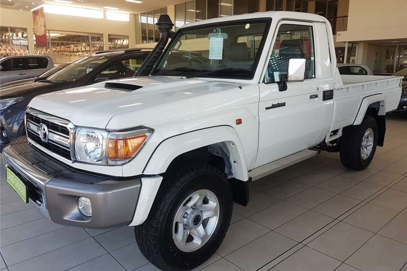 Toyota Land Cruiser 79 Single Cab LAND CRUISER 79 4.0P P/U S/C 2019