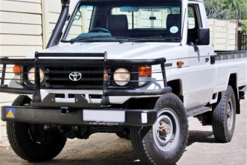 Toyota Land Cruiser 79 single cab LAND CRUISER 79 4.2D P/U S/C 2005