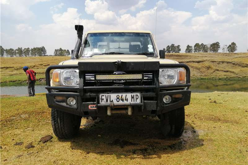 Toyota Land Cruiser 79 Single Cab LAND CRUISER 79 4.2D P/U S/C 2012