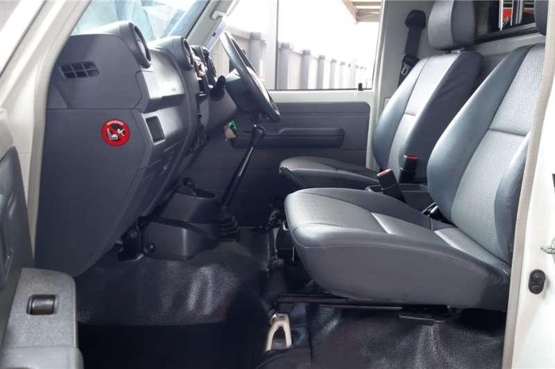 Toyota Land Cruiser 79 Single Cab LAND CRUISER 79 4.2D P/U S/C 2015