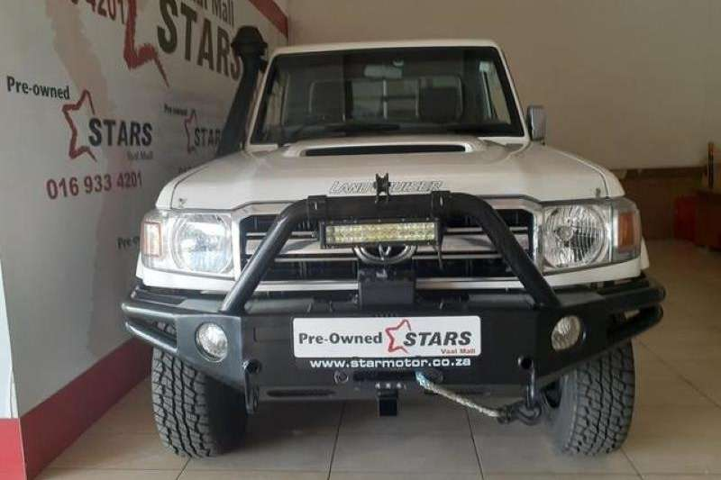 Toyota Land Cruiser 79 Single Cab LAND CRUISER 79 4.5D P/U S/C 2014