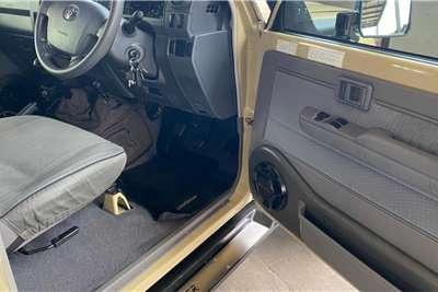 Toyota Land Cruiser 79 single cab LAND CRUISER 79 4.5D P/U S/C 2018