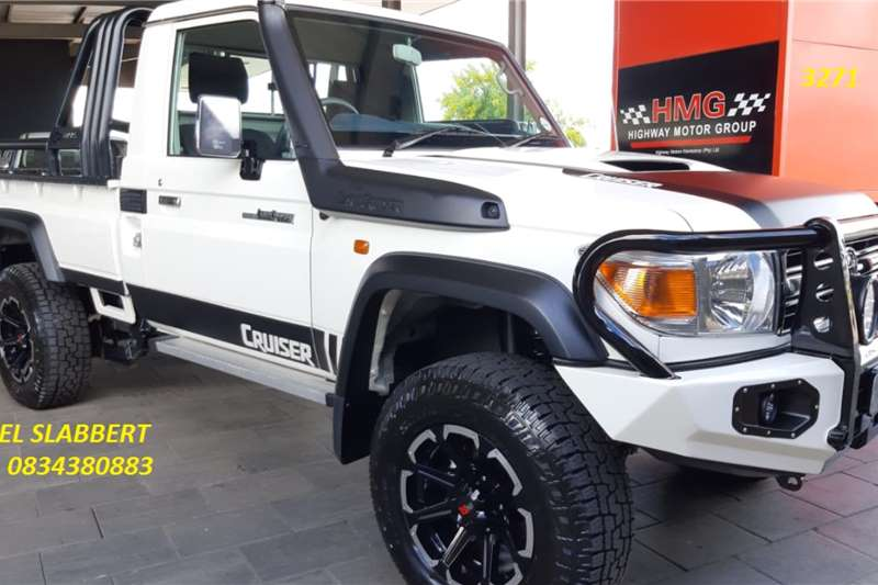 Used 2021 Toyota Land Cruiser 79 Single Cab LAND CRUISER 79 4.5D P/U S/C