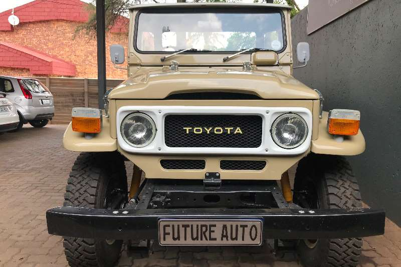 1982 Toyota Land Cruiser