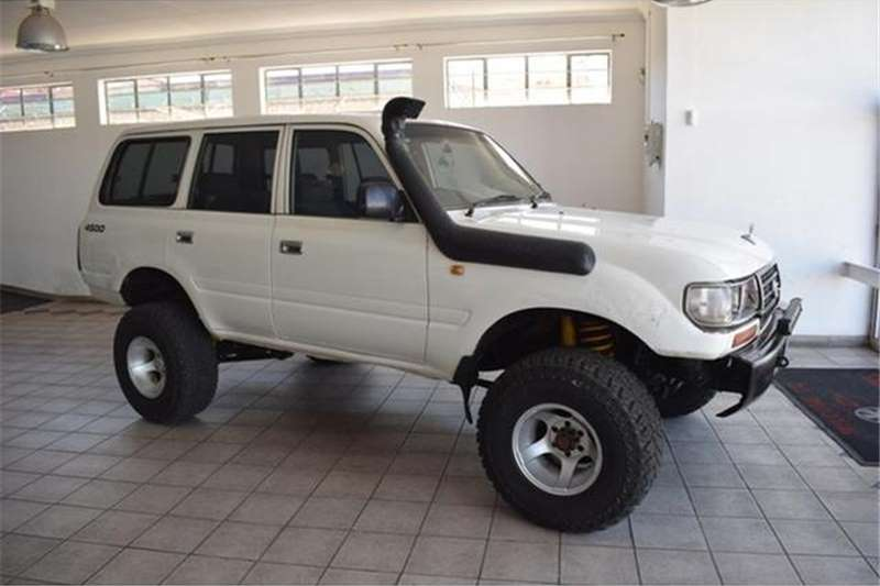 Toyota Land Cruiser GX 1992