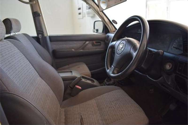Toyota Land Cruiser GX 1992