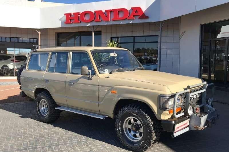 Toyota Land Cruiser GX Petrol 1988