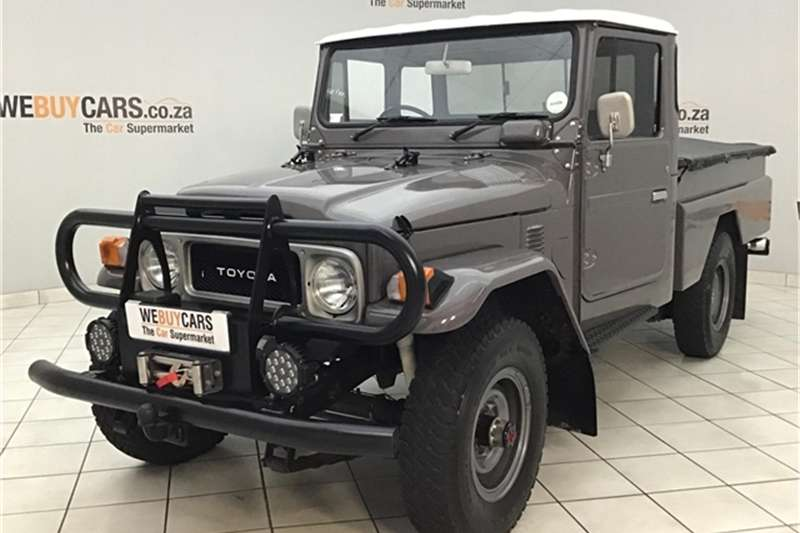 Toyota Land Cruiser PICK UP 1979