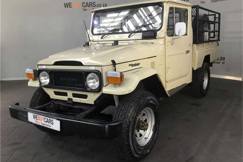Toyota Land Cruiser PICK UP 1980