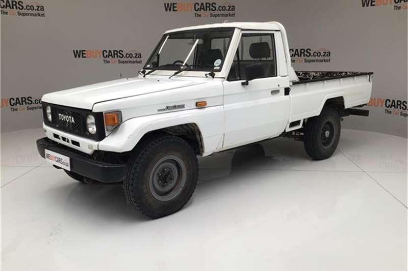 Toyota Land Cruiser PICK UP 1987