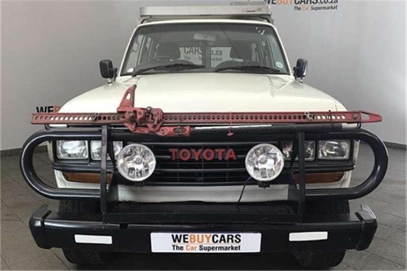 Toyota Land Cruiser Pick UP 1989