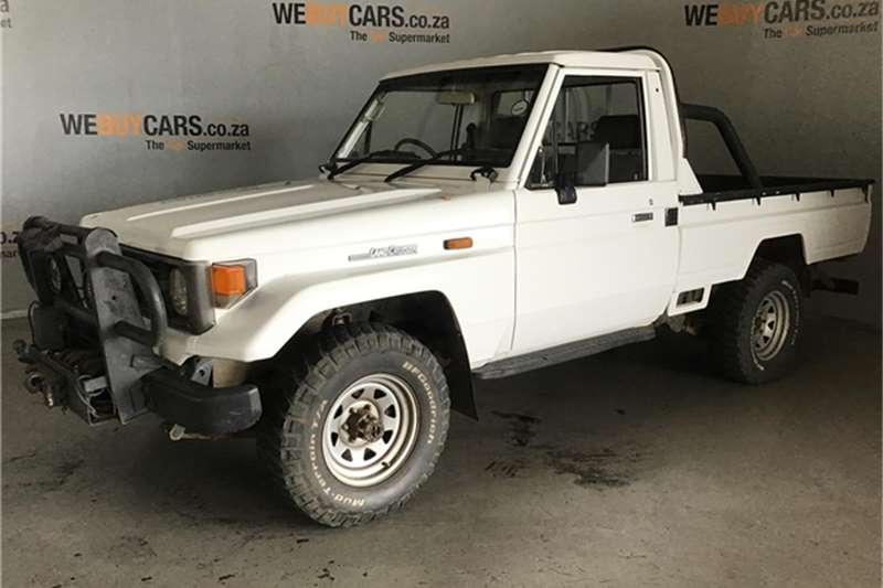 Toyota Land Cruiser Pick UP 1999