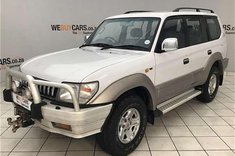 Toyota Land Cruiser Prado 1999