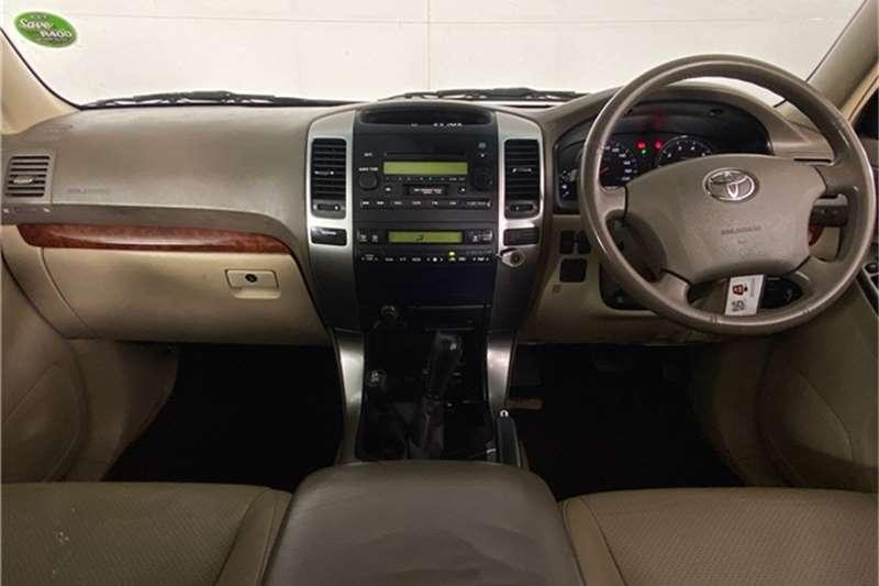 Used 2005 Toyota Land Cruiser Prado