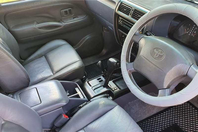 Toyota Land Cruiser Prado 3.0DT GX 2001