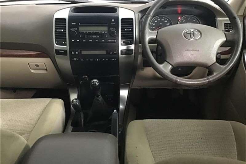 Toyota Land Cruiser Prado 3.0DT GX 2003