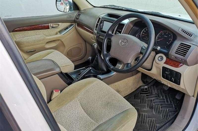 Toyota Land Cruiser Prado 3.0DT GX 2005