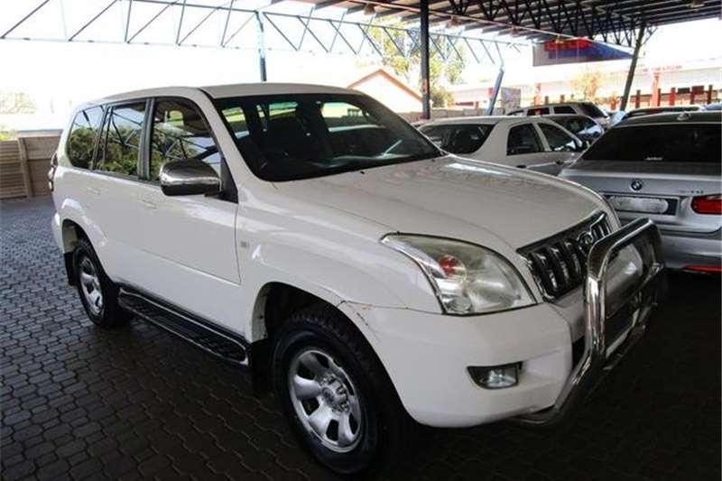 Toyota Land Cruiser Prado 3.0DT GX 2007