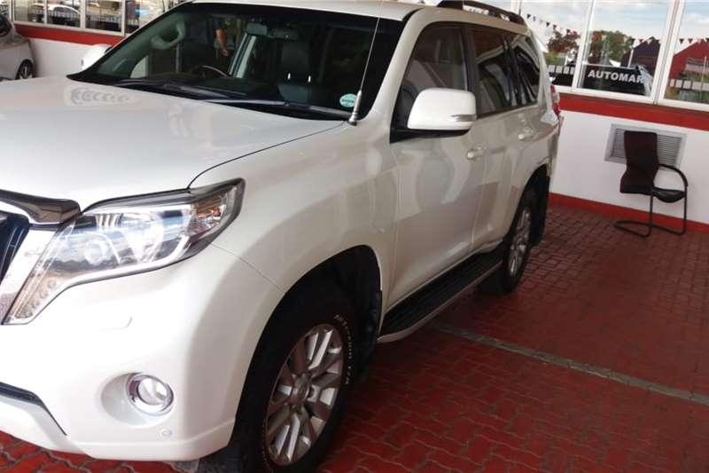 Toyota Land Cruiser Prado 3.0DT GX 2016