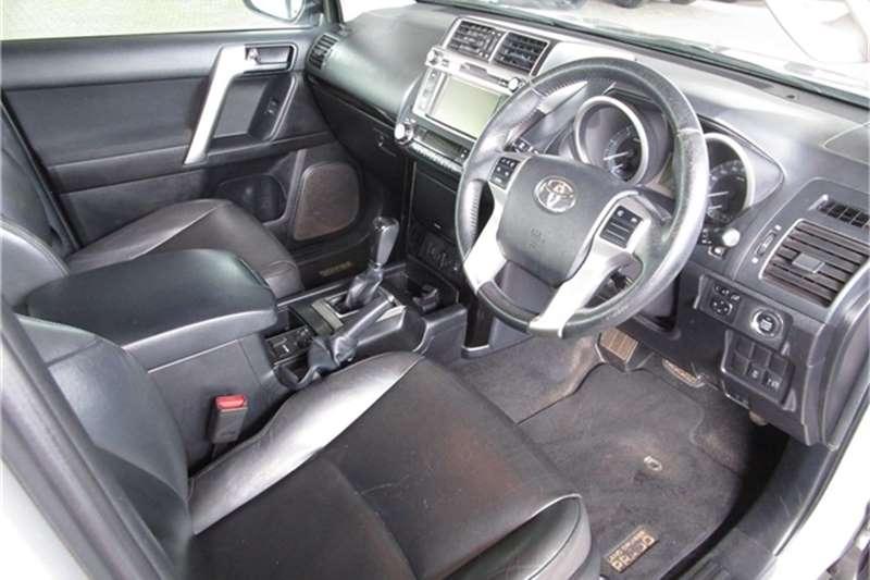 Toyota Land Cruiser Prado 3.0DT TX 2014