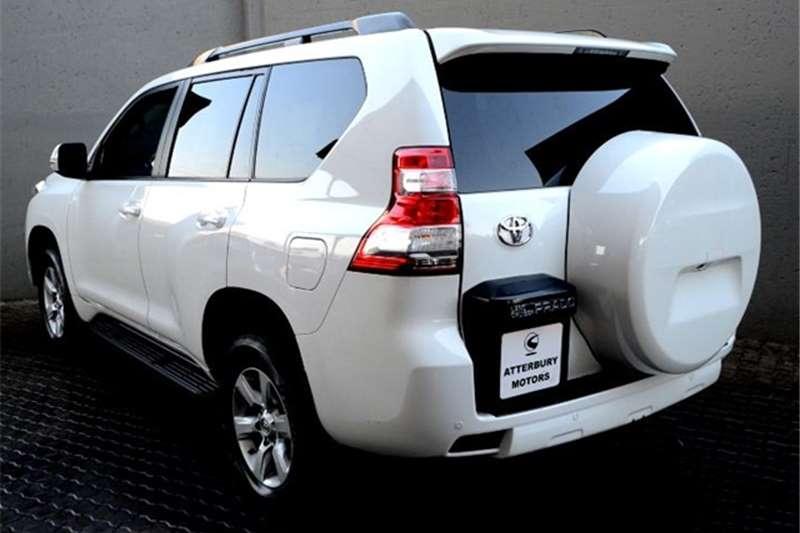 2015 Toyota Land Cruiser Prado Land Cruiser Prado 3.0DT TX
