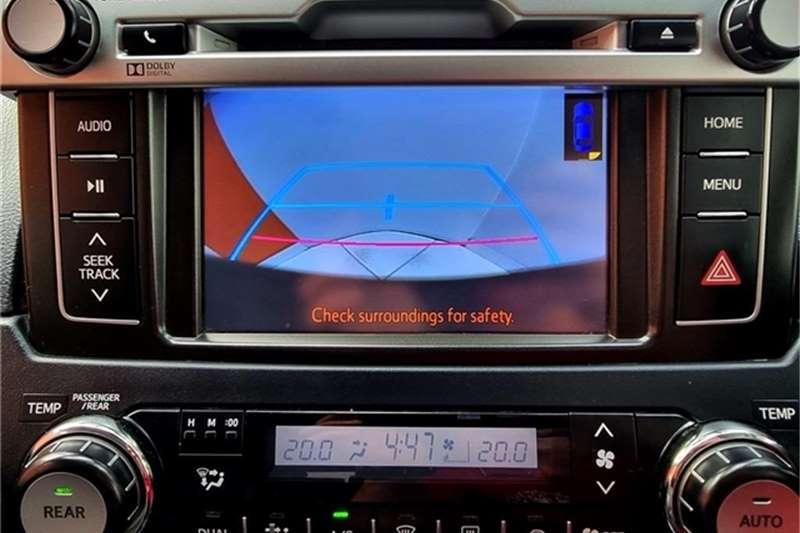 2016 Toyota Land Cruiser Prado Land Cruiser Prado 3.0DT TX
