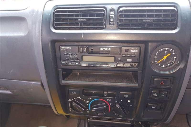 Toyota Land Cruiser Prado 3.0DT VX 1998
