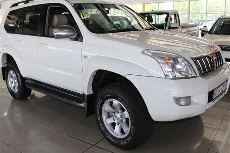 Toyota Land Cruiser Prado 3.0DT VX 2003