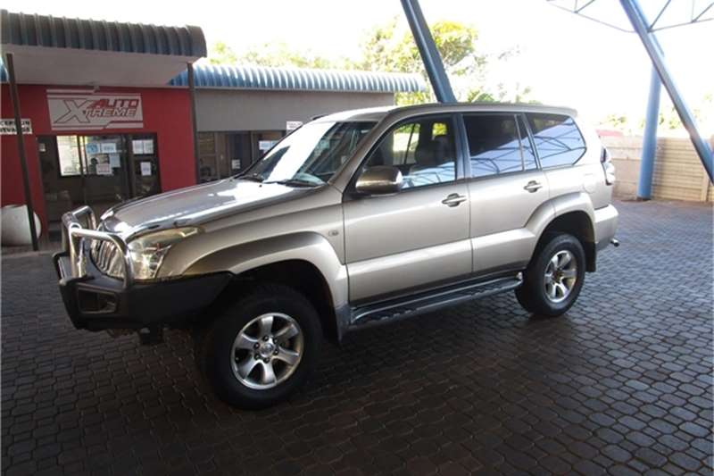 Used 2005 Toyota Land Cruiser Prado 3.0DT VX