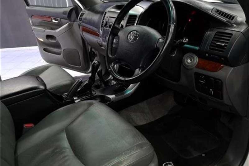 2006 Toyota Land Cruiser Prado Land Cruiser Prado 3.0DT VX
