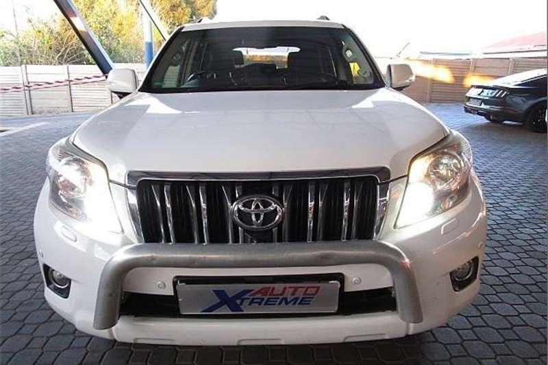 Toyota Land Cruiser Prado 3.0DT VX 2010